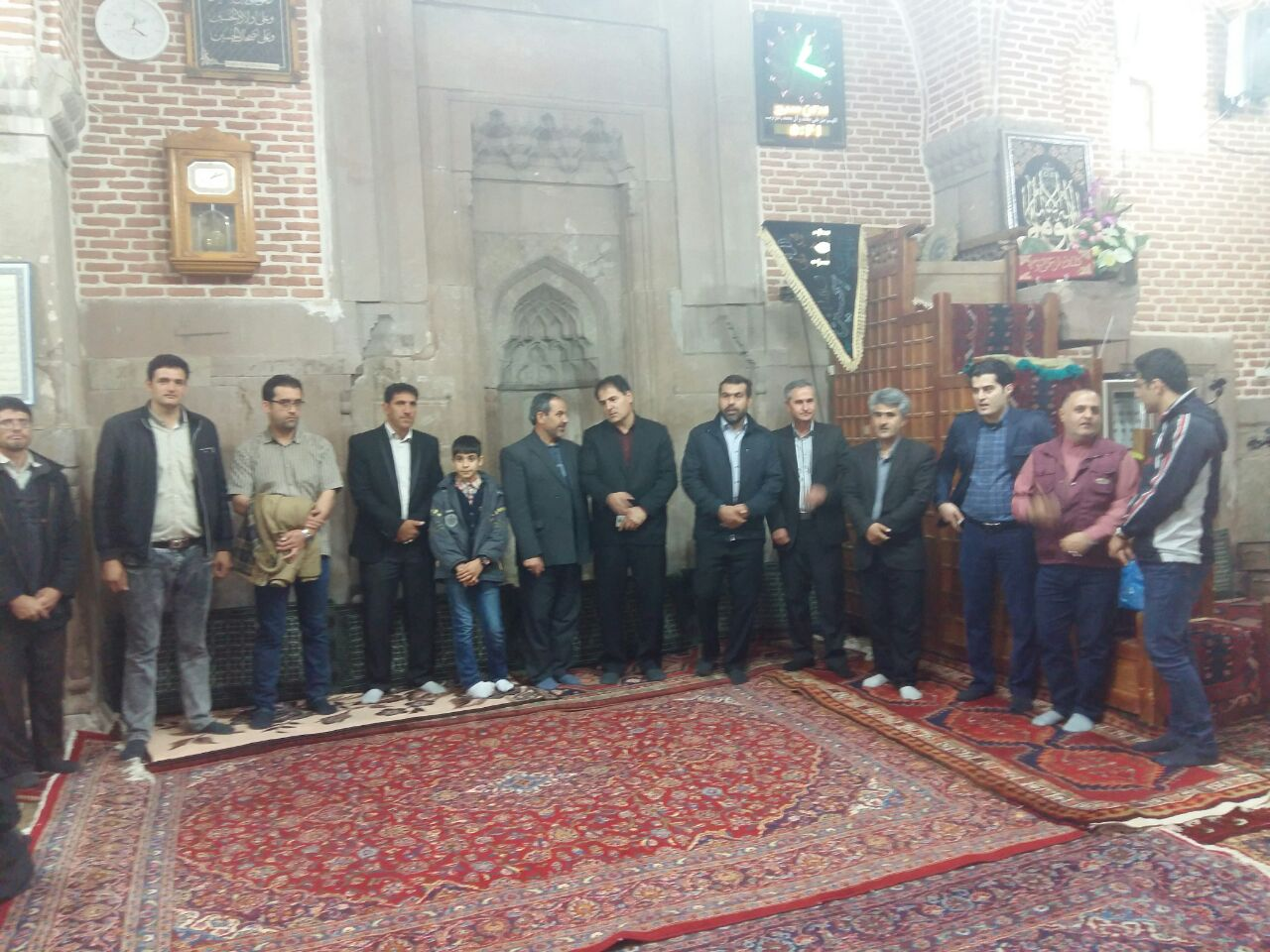 تور گردشگری نوروزی یک روزه شهر ترک